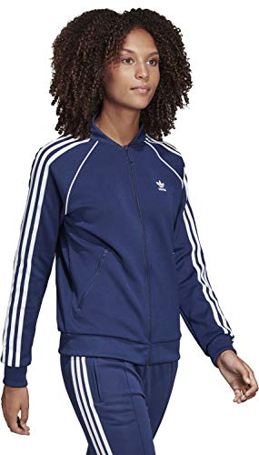 Adidas Mujer Sudadera Azuosc Tt Sst 1HgxwrqK1t