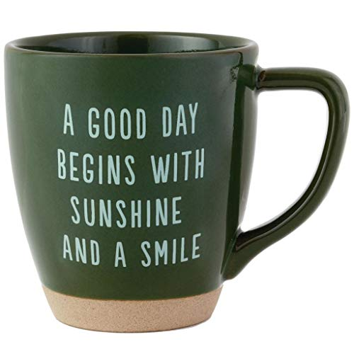 Hallmark Sunshine and a Smile Ceramic Mug ()