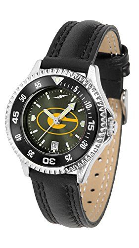 Grambling State Tigers Competitor AnoChrome Women's Watch - Color Bezel