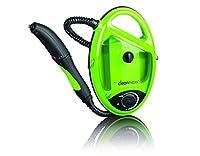 cleanmaxx 03331 Dampfreiniger Kompakt, 1300 W, limone