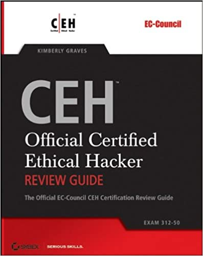 Certified Ethical Hacker Exam Prep By Michael Gregg Pdf