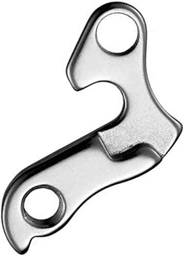 Marwi GH011 Patilla de Aluminio, Unisex adulto, Plata, Única ...