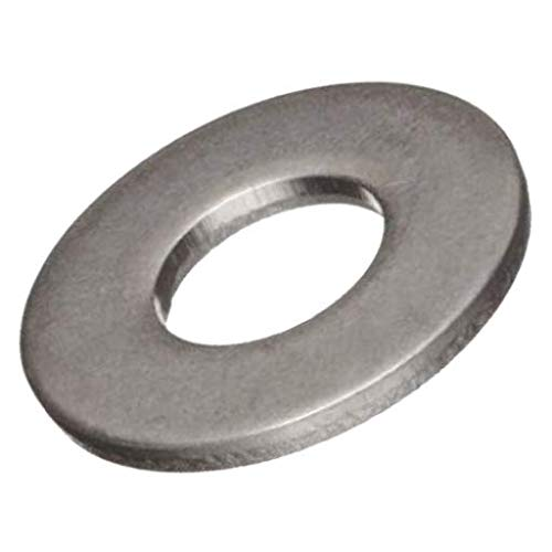 M36 A4 Stainless Steel flat washer DIN125 Pack Size : 2 Generic