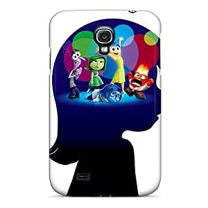 PhilHolmes Samsung Galaxy S4 Best Hard Phone Covers Custom Lifelike Inside Out Pictures [jOS12421sDqX]