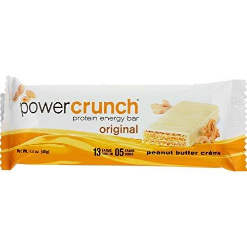 Protein Bar Original Peanut Butter Creme 1.40 Ounces (Case of 12)