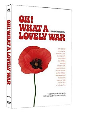 9f2c05f4fb0 Oh What A Lovely War  Special Edition  1969   DVD   Amazon.co.uk ...