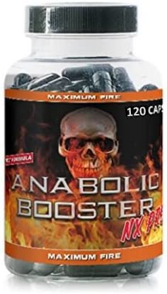 Anabolic Pre Workout Booster 2.0 By VargPower 120 Power Kapseln Preworkout