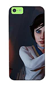 Pirntalonzi 941a7a51230 Protective Case For Iphone 5c(bioshock Infinite) - Nice Gift For Lovers