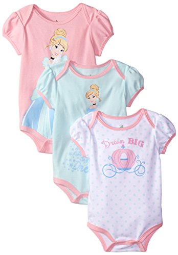 Disney Baby Girls Cinderella Bodysuit