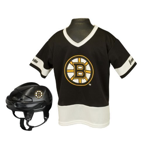 Franklin Sports NHL Boston Bruins Youth Team Set (Nhl Boston Bruins Fan Franklin)