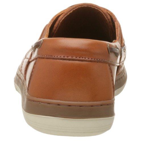Allen Edmonds Mens Eastport Boat Shoe,Tan,11 D