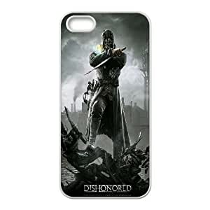 iPhone 5 5s Cell Phone Case White Darksiders D2309772