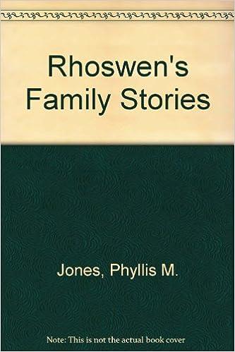Rhoswen's Family Stories
