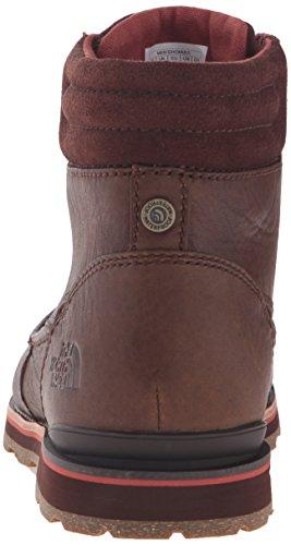 The North Face Bridgeton Chukka Rope Brown/Arabian Spice Mens Chukka Boot Size 8.5M