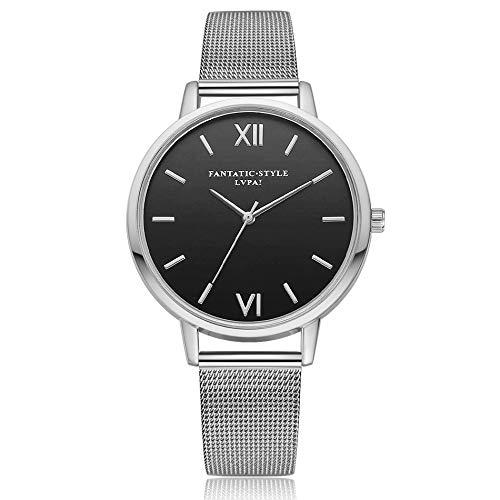 Pulsera Actividad Relojes Lvpai Relojes De Cuarzo para Mujer Relojes De Vestir para Mujer Relojes De Regalo: Amazon.es: Relojes