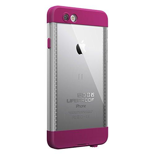 """LifeProof Nüüd wasserdichte Schutzhülle für Apple iPhone 6 """"Pink pursuit"""", Pink"""