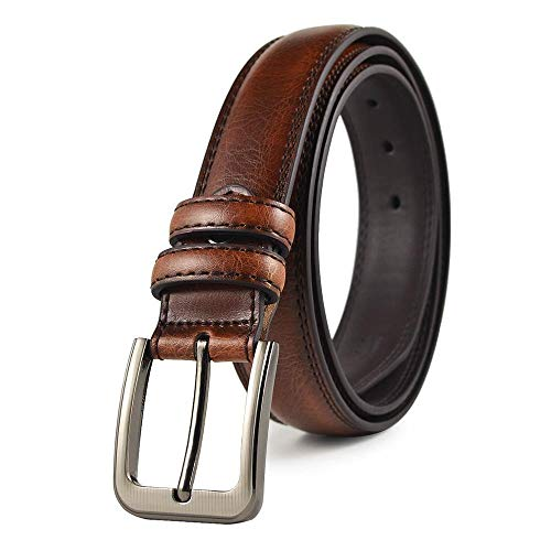 Moda pelle fibbia in Donna Cintura Classico Unisex uomo Lllm 115cm Cinture 120cm con Uomo per q7Aw1