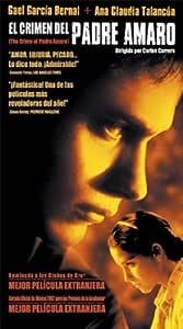 El Crimen del padre Amaro [Alemania] [VHS]: Amazon.es