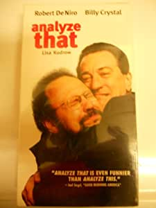 Analyze That [VHS]