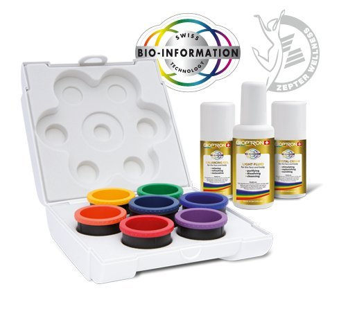 Bioptron YouTHron® Colour Therapy Set ONLY!!! for sale  Delivered anywhere in USA