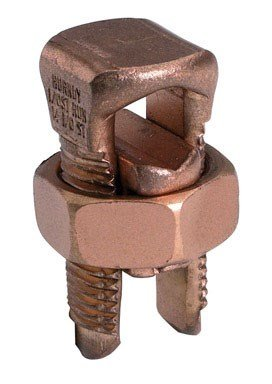 SPLIT BOLT COPR#14-#8AWG by SERVIT MfrPartNo KS15RK