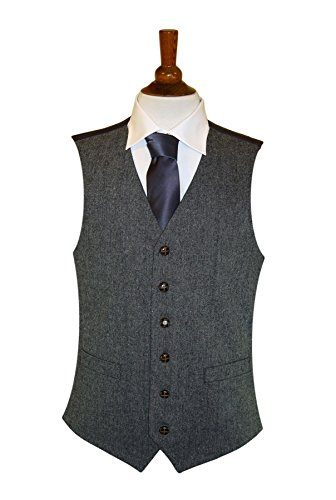 Lloyd Attree & Smith - Gilet - Homme gris gris taille unique