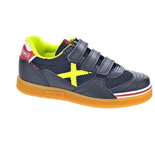 VCO 3 Mixte Fitness Chaussures Enfant G Indoor Noir Munich de qRxZ7W6wFS
