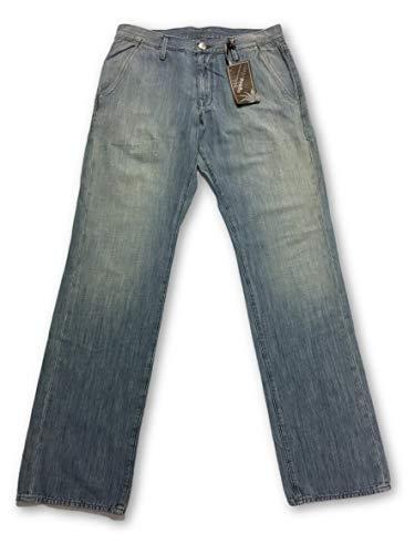 Jeans Algod Newport Tama Blue W32 Silver Agave o 0tqw7W