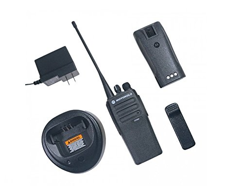 AAH01JDC9JC2AN CP200D Original Motorola Analog VHF 136-174 MHz Portable Two-way Radio 16CH, 5W - Original Package - 2 Year Warranty