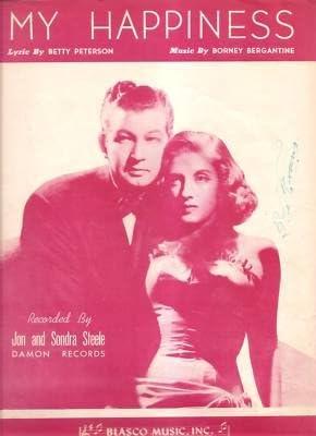 Amazon.com : Sheet Music My Happiness Jon Sondra Steele 9 ...