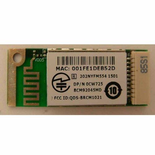 Dell XPS M1330 6400/e1505 9400/e1705 1526 1526 Bluetooth 2.0 355 Card Cw725 Module