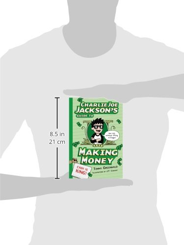 Charlie Joe Jackson's Guide to Making Money (Charlie Joe Jackson Series) by Roaring Brook Press (Image #3)