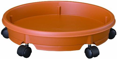 大和プラスチック 鉢皿 キャスタープレート