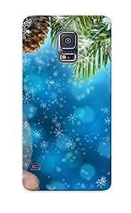 High Quality UKZsHQV787ajbUl Snowman In Snow Globe Tpu Case For Galaxy S5