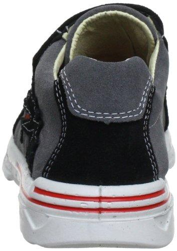 Ricosta GANTAR(M) 4325300 Jungen Sneaker Grau (PATINA/SCHWARZ 092)
