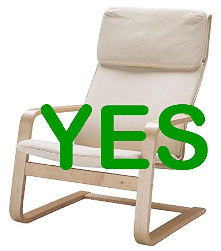 Save  sc 1 st  Desertcart & Pello Covers Replacement Is Custom Made for Ikea Pello Chair Cover ...