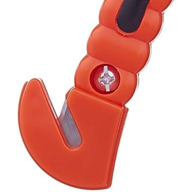 AmazonBasics Emergency Seat Belt Cutter and Window Hammer 7
