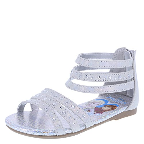 Frozen 077714 Parent Girls Rhinestone Sandal