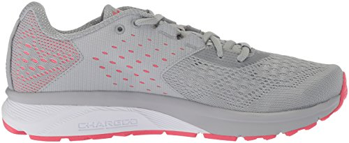Armour Charged 102 Gray Running Rebel Success Shoe Overcast Under Women's SwqE8nSd