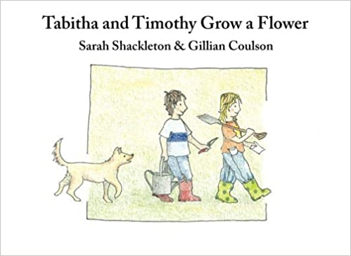 Amazon.com: Tabitha and Timothy Grow a Flower (9781453630136 ...