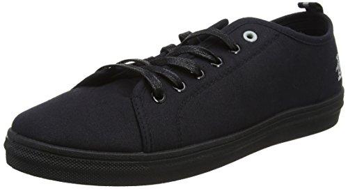Faze Sneaker Canvas Canvas Herren Black Penguins 834 Schwarz Original AxFTBB