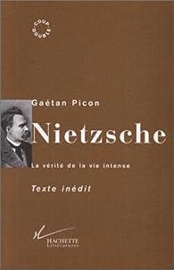 Nietzsche par Gaëtan Picon