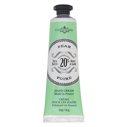 La Chatelaine 20 % Shea Butter Hand Cream, Travel Size 1 fl