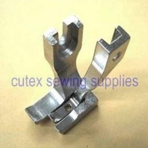 CUTEX SEWING Welting Foot Set Juki DU-141 DU-1181 Chandler DY-337 Walking Foot Sewing Machine (5/ 16