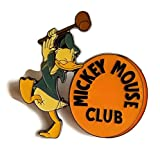 Mickey Mouse Club Donald Duck Licensed by Disney