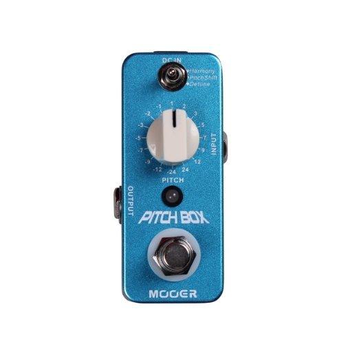 クラシック 【 並行輸入品 pedal】 Mooer micro (ムーア) Mooer Pitch Box, micro pedal B00JEFG6DW, Shop-Polori:f619c723 --- a0267596.xsph.ru
