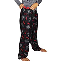 LEGO Star Wars Boy's Flannel Lounge Pajama Pants (Little Kid/Big Kid)