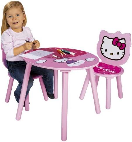 Eichhorn 100003133 Hello Kitty Tisch und Stühle