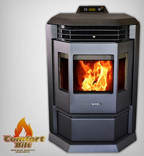Our Pellet Stove Recommendation: The Comfortbuilt HP22