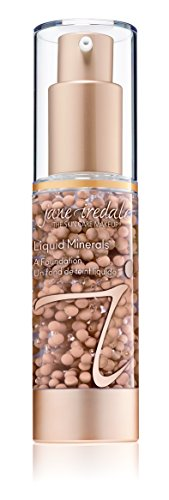jane iredale Liquid Minerals A Foundation, Warm Silk, 1.01 oz.